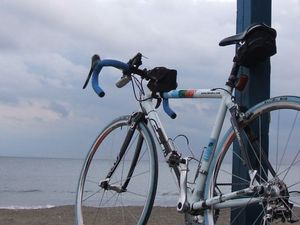 Bicycleatsea